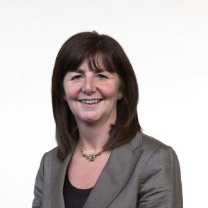 Lesley Griffiths: Communities and Tackling Poverty Minister.