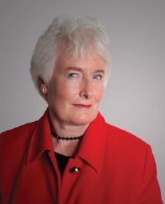 'Retirement' can be more than staying alive: Margaret Mountford.