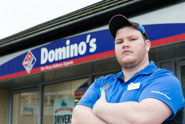 A Pizza The Action The Llanelli Herald