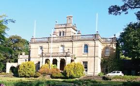 Llanelli Town Council met this week to discuss the selling off of Parc Howard, above.