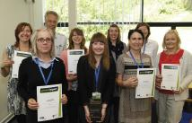 UWTSD: Staff achieved numerous awards.