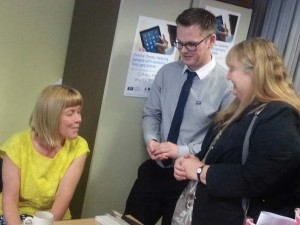New RNIB Cymru project urges you to get 'Online Today'!