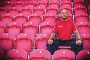 Huw Davies: New Head of Strength and Conditioning