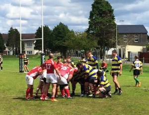 Scrum Down: Warriors face up to the Stags