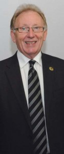 Terrible shock: Tributes have been paid to Councillor Keith Davies following his death