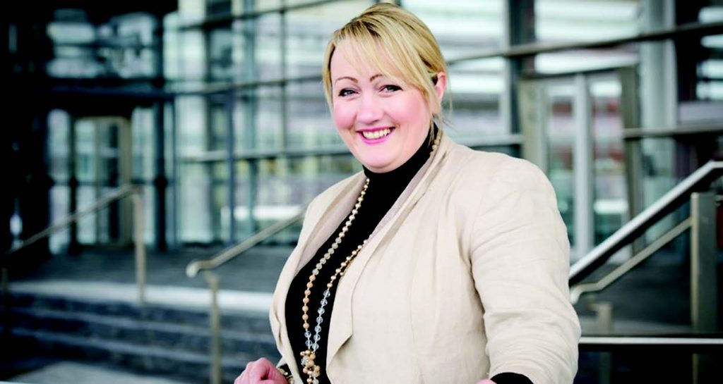 Young farmers' opinions should be heard: Rebecca Evans AM