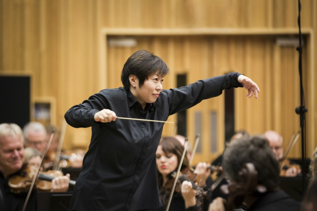 Xian Zhang has been appointed as Principal Guest Conductor