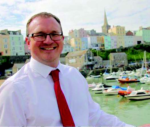 Marc Tierney: Labour Candidate