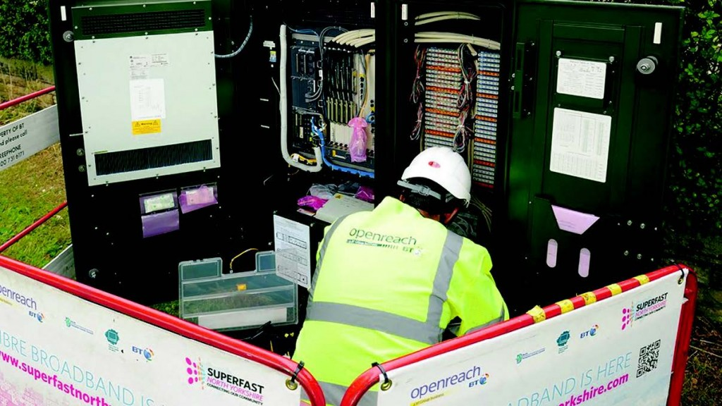 New idea: BT says that its G.fast trials prove the potential for Gigabit over copper