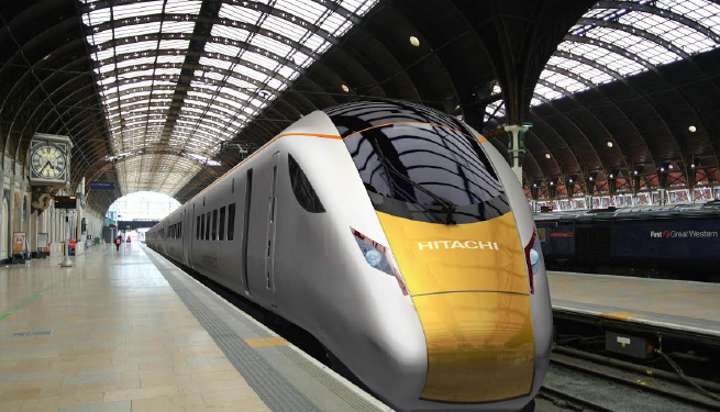 Delays expected: Electrification is running four years late in England