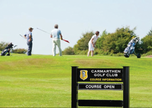 New national Junior competition: Coming to Carmarthen Golf Club