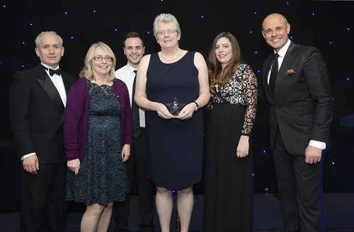 WCVA Third Sector Awards Hilton Hotel 4th Feb 2016.