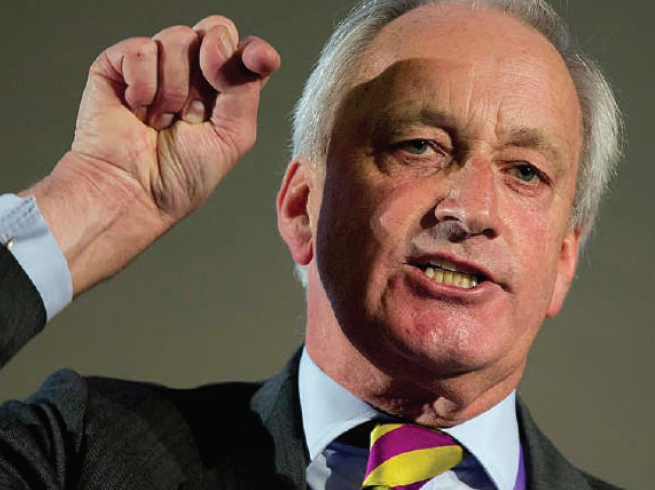 Neil Hamilton: Thought to be a mid and west regional Assembly candidate