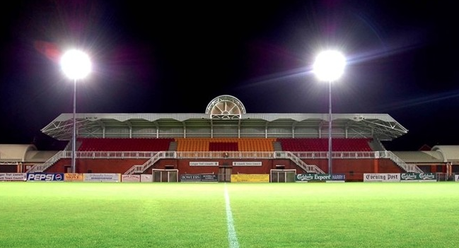 Stebonheath Park: to be home to an academy in 2016