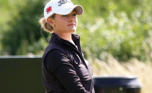 Amy Boule: Wants to see more women in golf