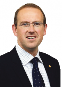 Llyr Gruffydd: Discussed Plaid's home improvement plan