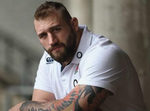 Joe Marler: At the Town Hall in Llanelli