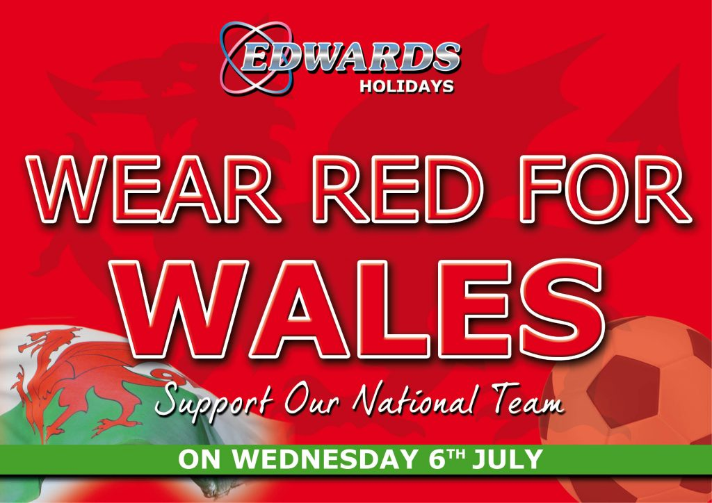 Wear Red For Wales Low Res