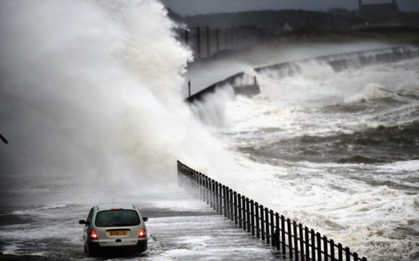 Weather warning issued by Met Office