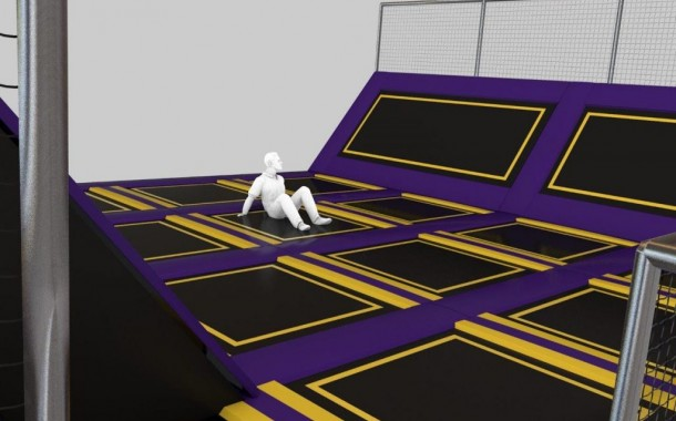 Play King to build new trampoline park