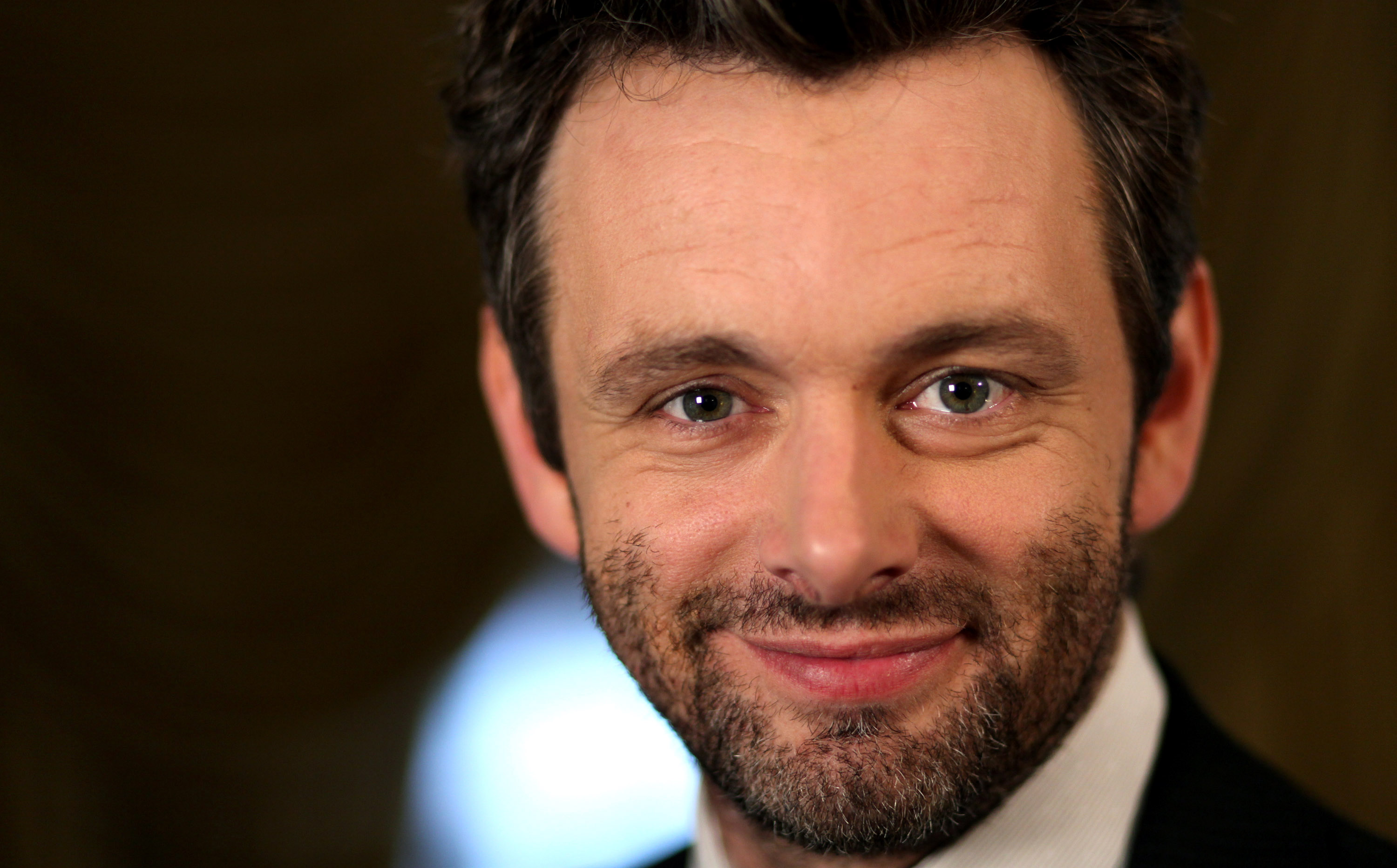 Actor Michael Sheen: Supporting