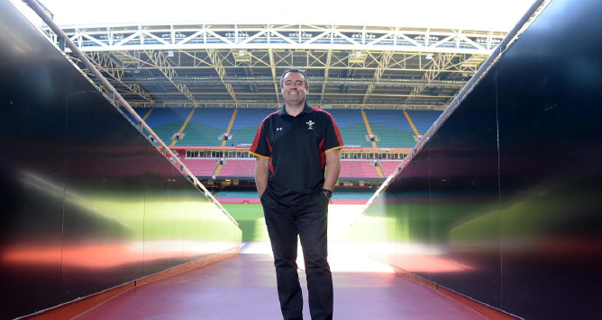 Martyn Phillips: WRU CEO