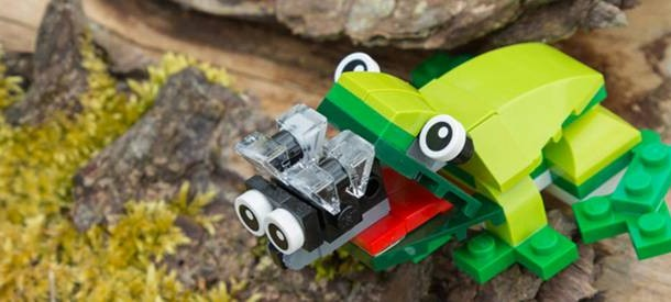 Half term LEGO building sessions at Wildfowl and Wetlands Trust
