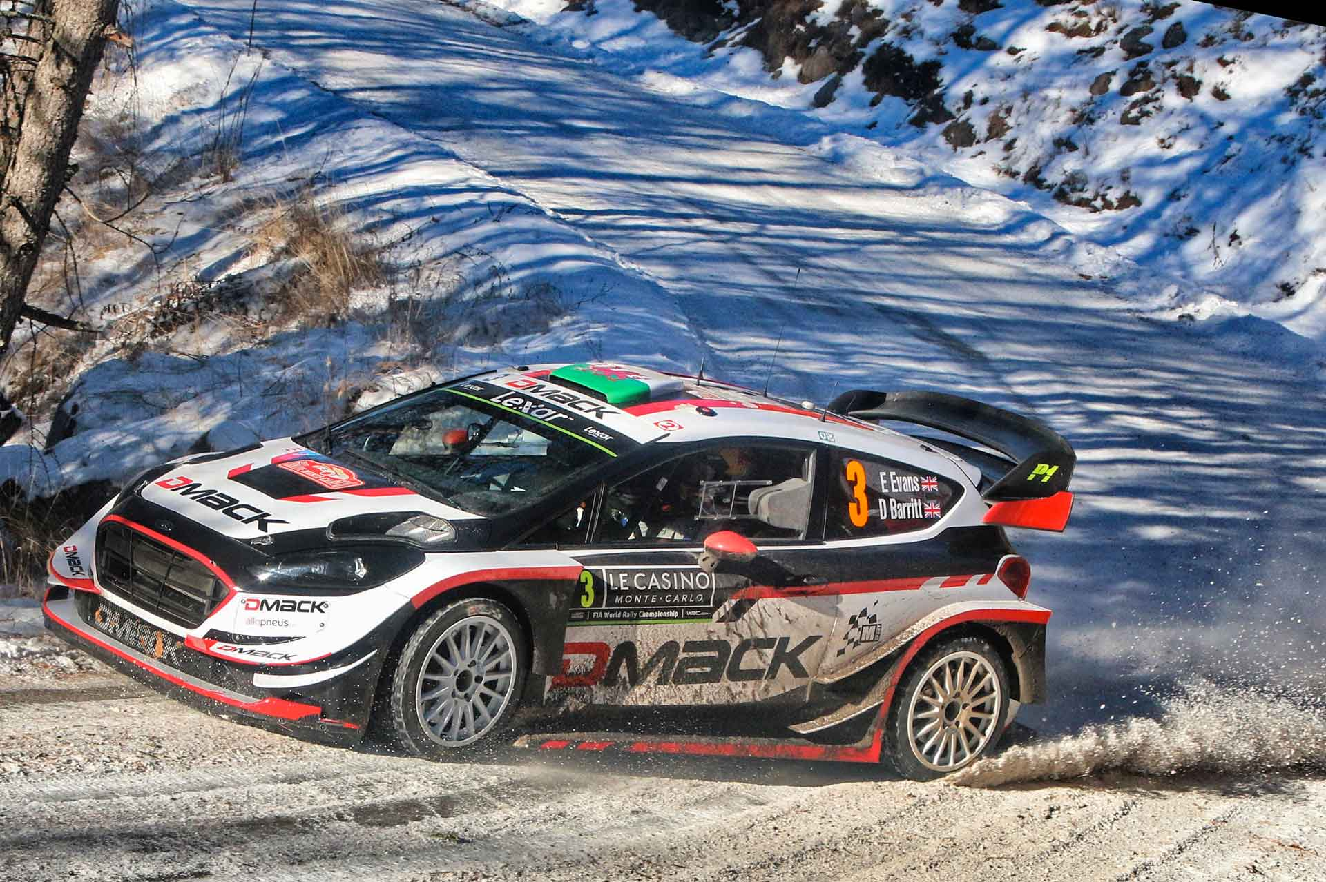 elfyn evans raises the stakes in monte carlo the llanelli herald. Black Bedroom Furniture Sets. Home Design Ideas