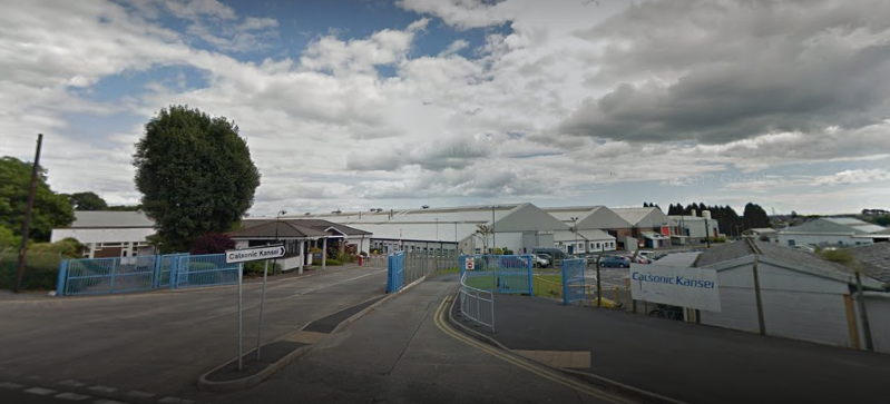 Almost 100 jobs to go at Calsonic Llanelli