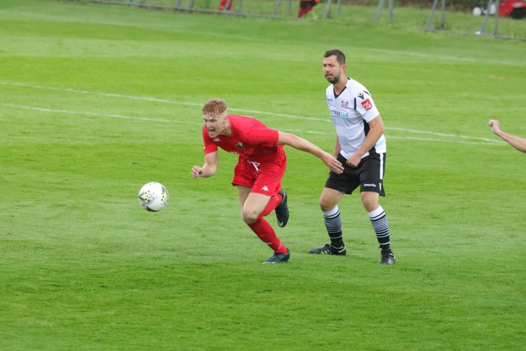 Reds open with a point - The Llanelli Herald