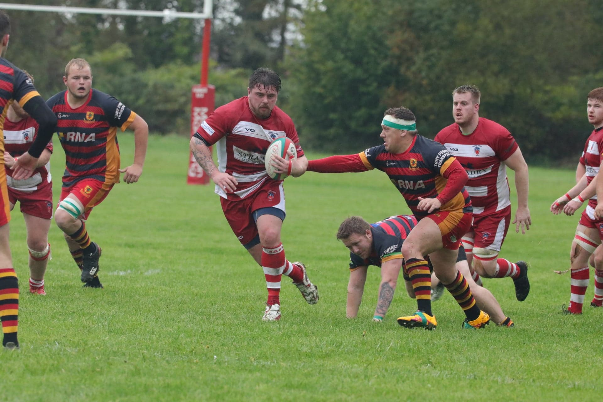 Furnace v Penygroes – Darren Harries