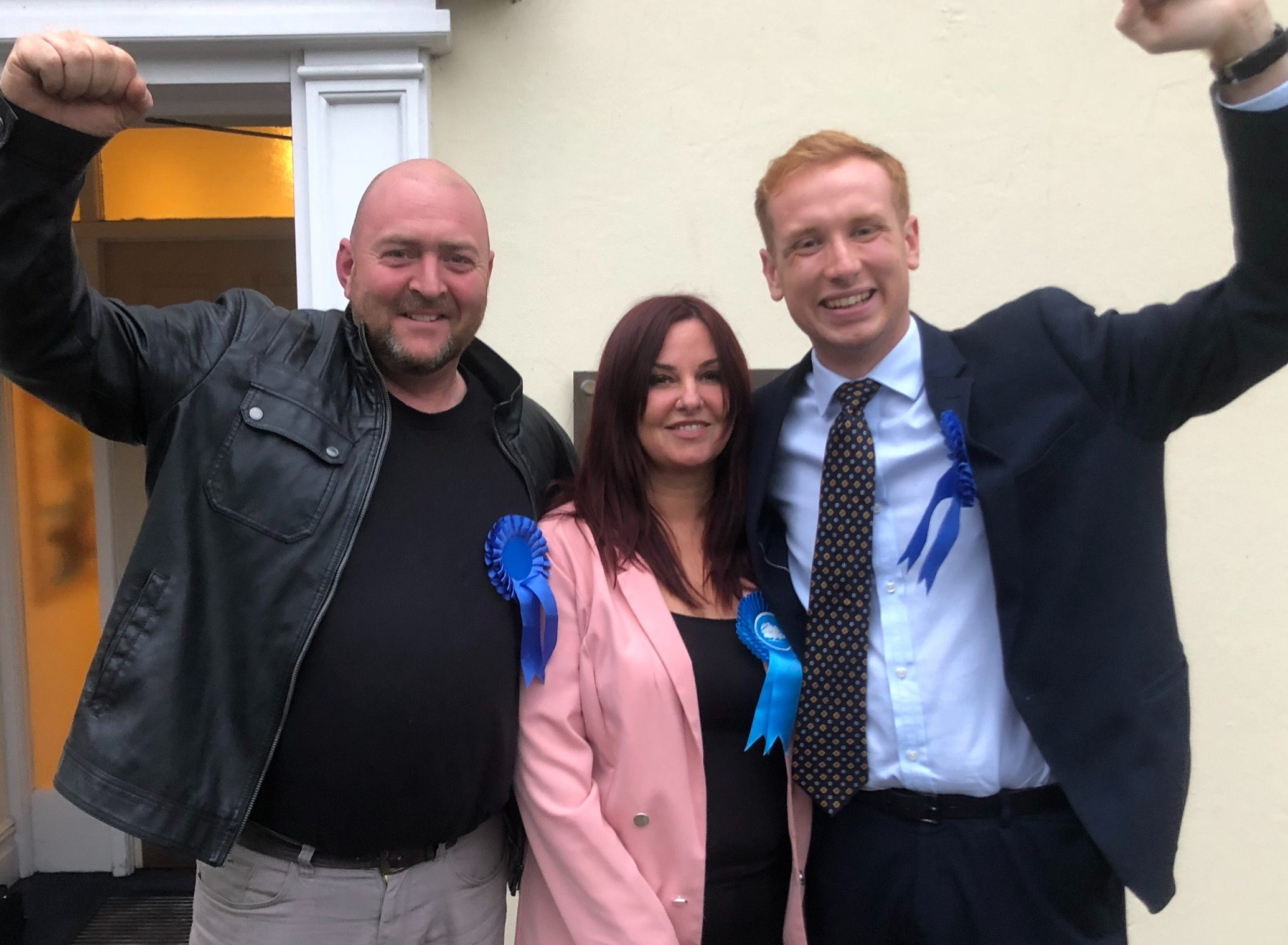 Sara Griffiths joins Conservatives