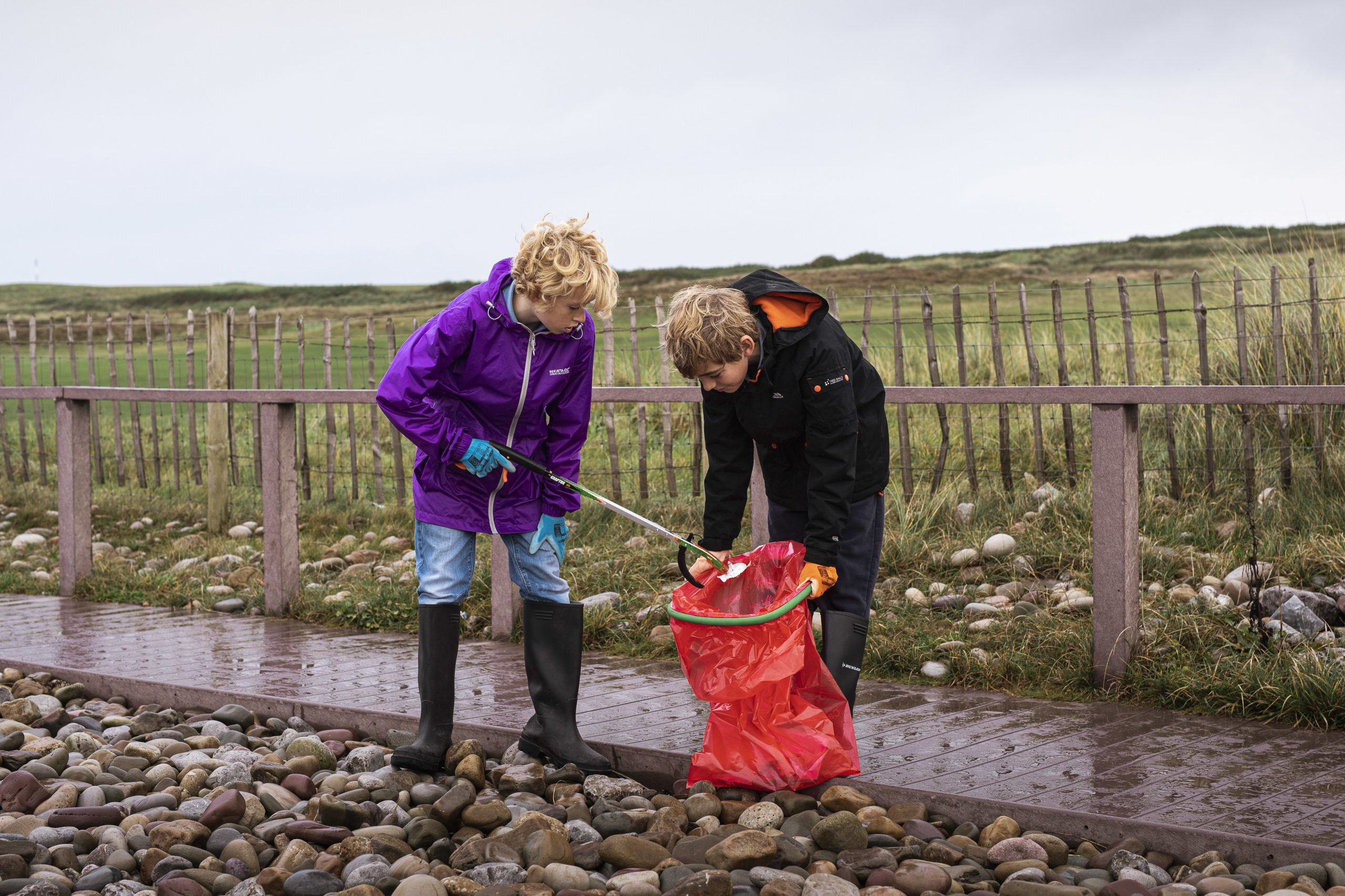 Keep Wales Tidy has launched Caru Cymru to eradicate litter and waste across Wales